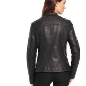 253e19441ba Black Rivet Jackets   Coats - PLUS SIZE Black Rivet Moto Faux-Leather Jacket .